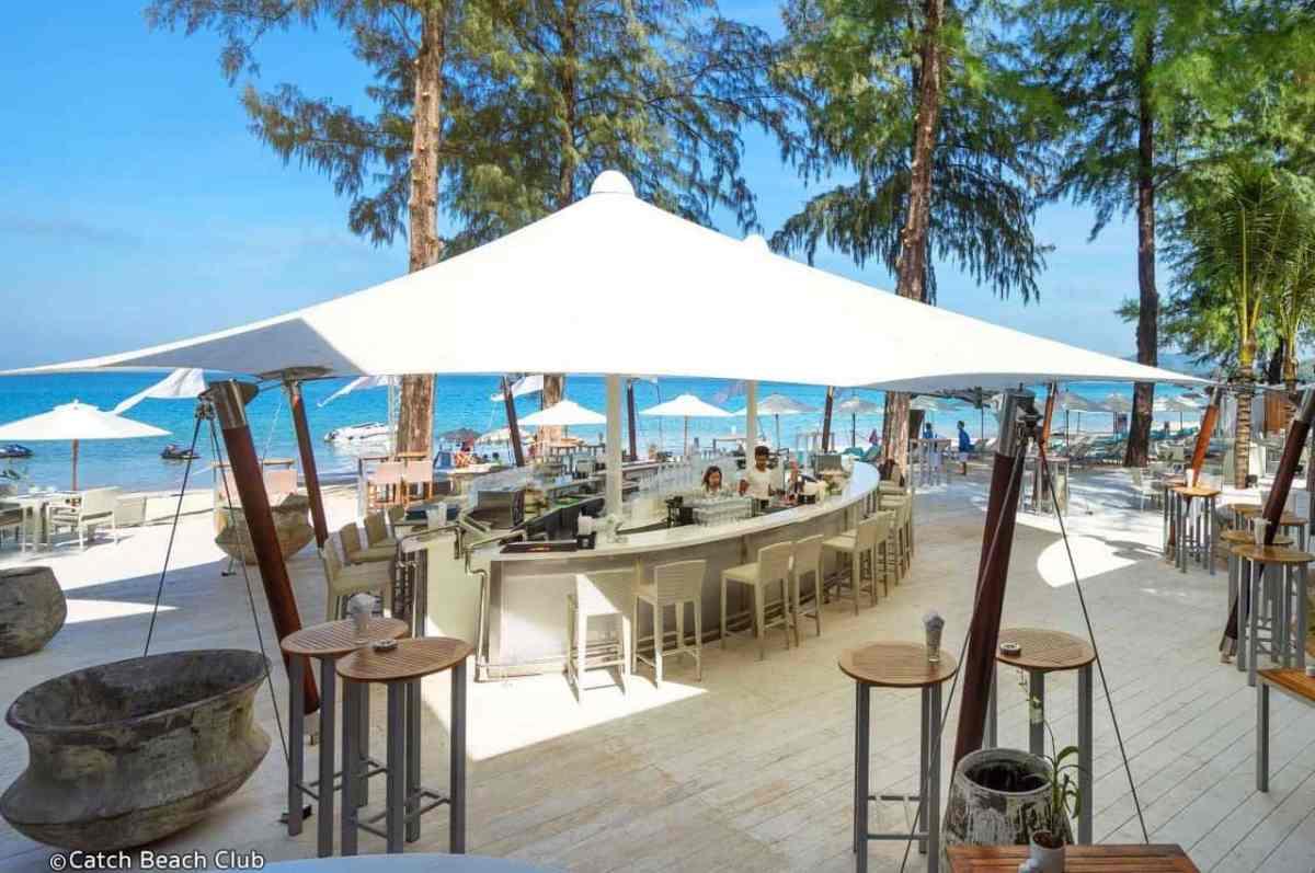 Catch Beach Club Phuket - Thailand Event Guide