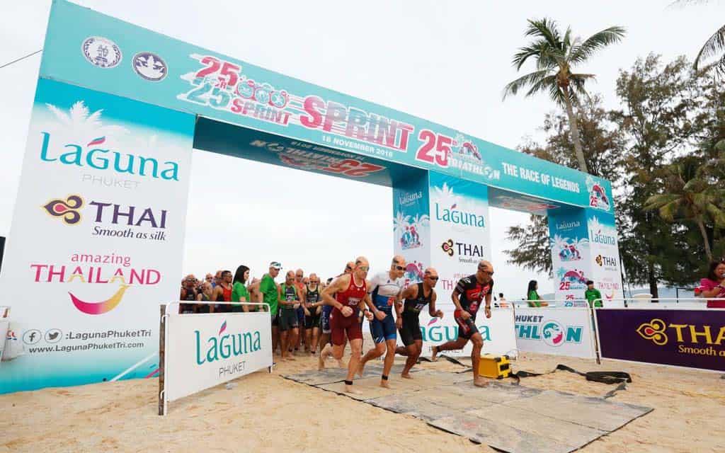 Laguna Phuket Triathlon 2020