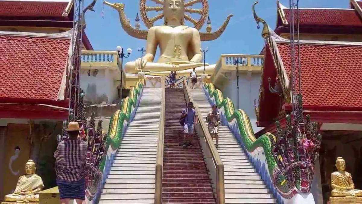 Big Buddha Koh Samui Attractions