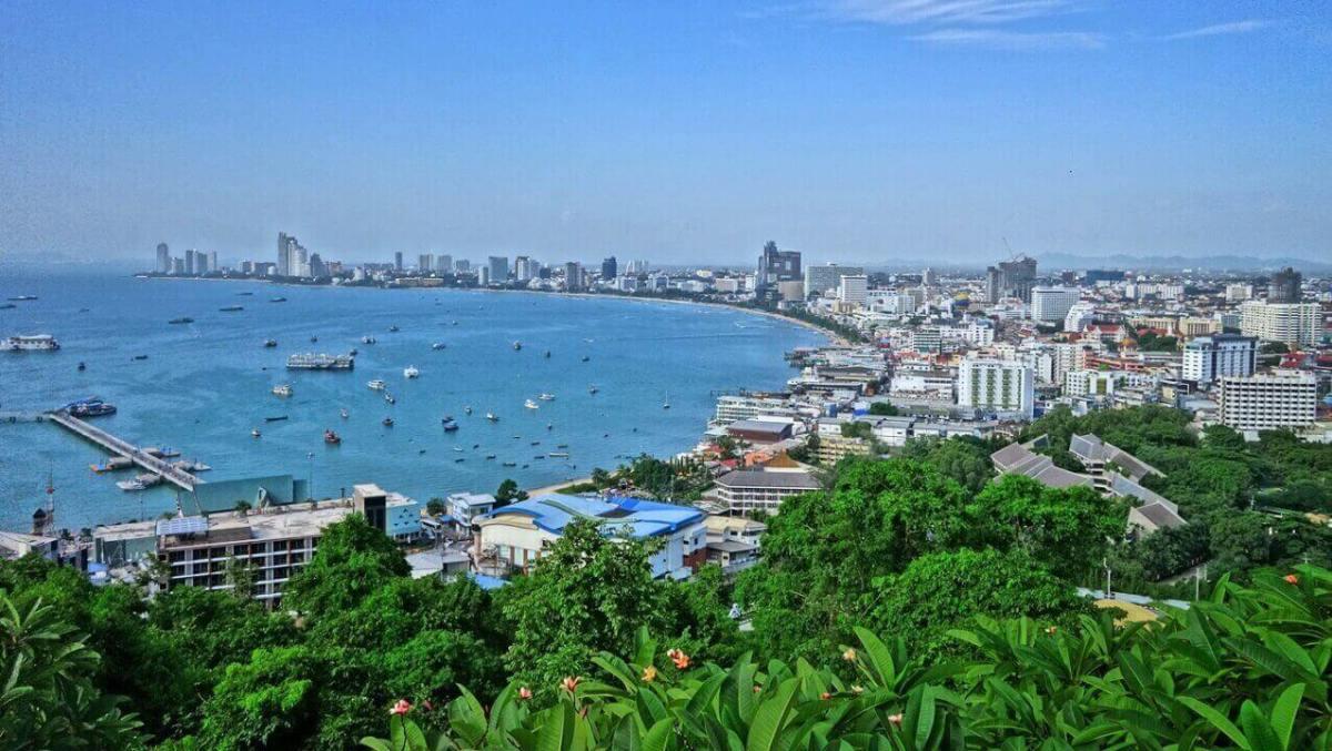 Sunsets in Pattaya - Best Pattaya Viewpoints