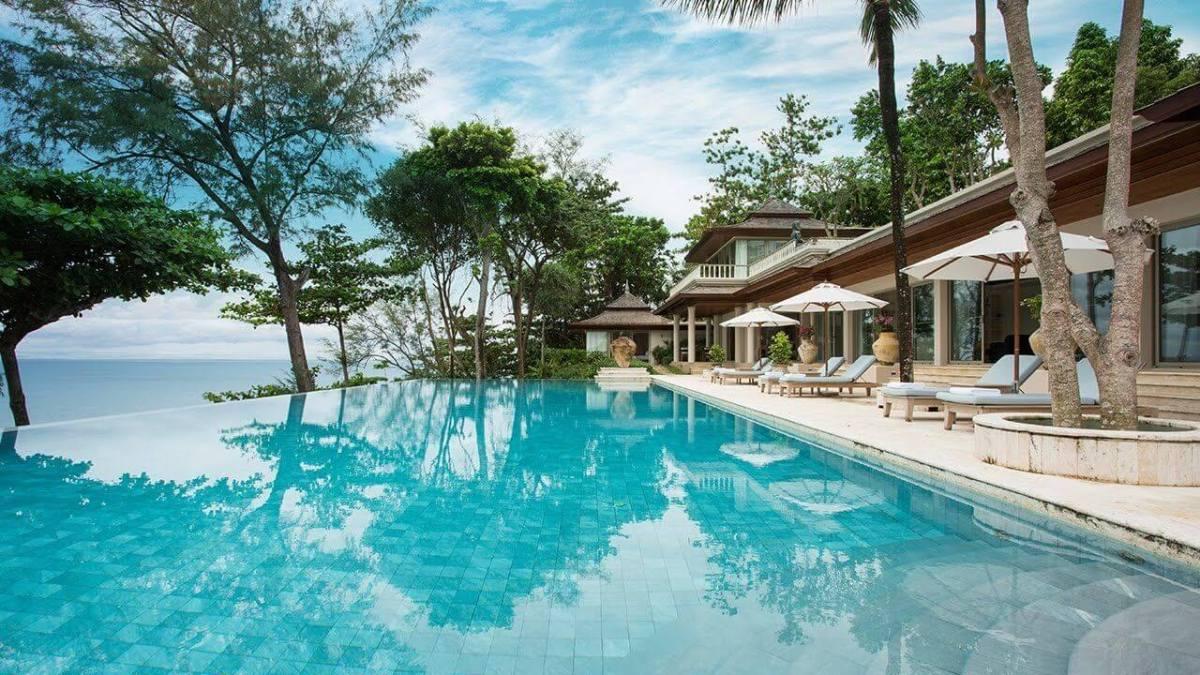 Trisara Resort in Phuket. Thailand Event Guide