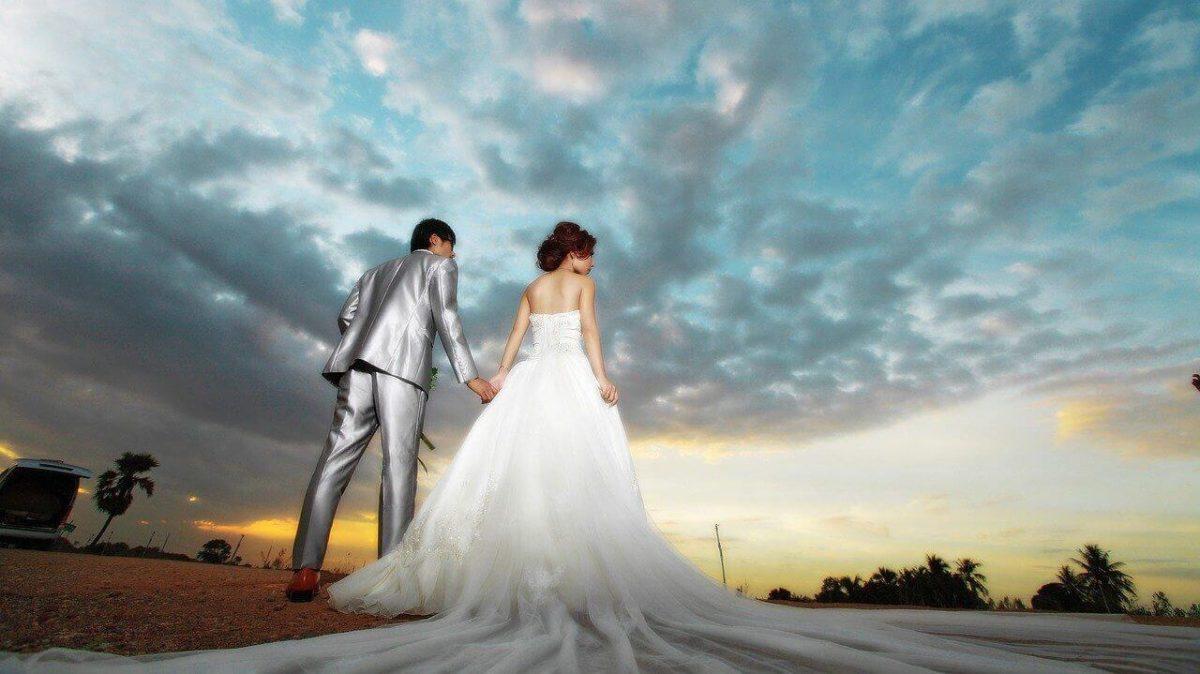 Thai Wedding Photos