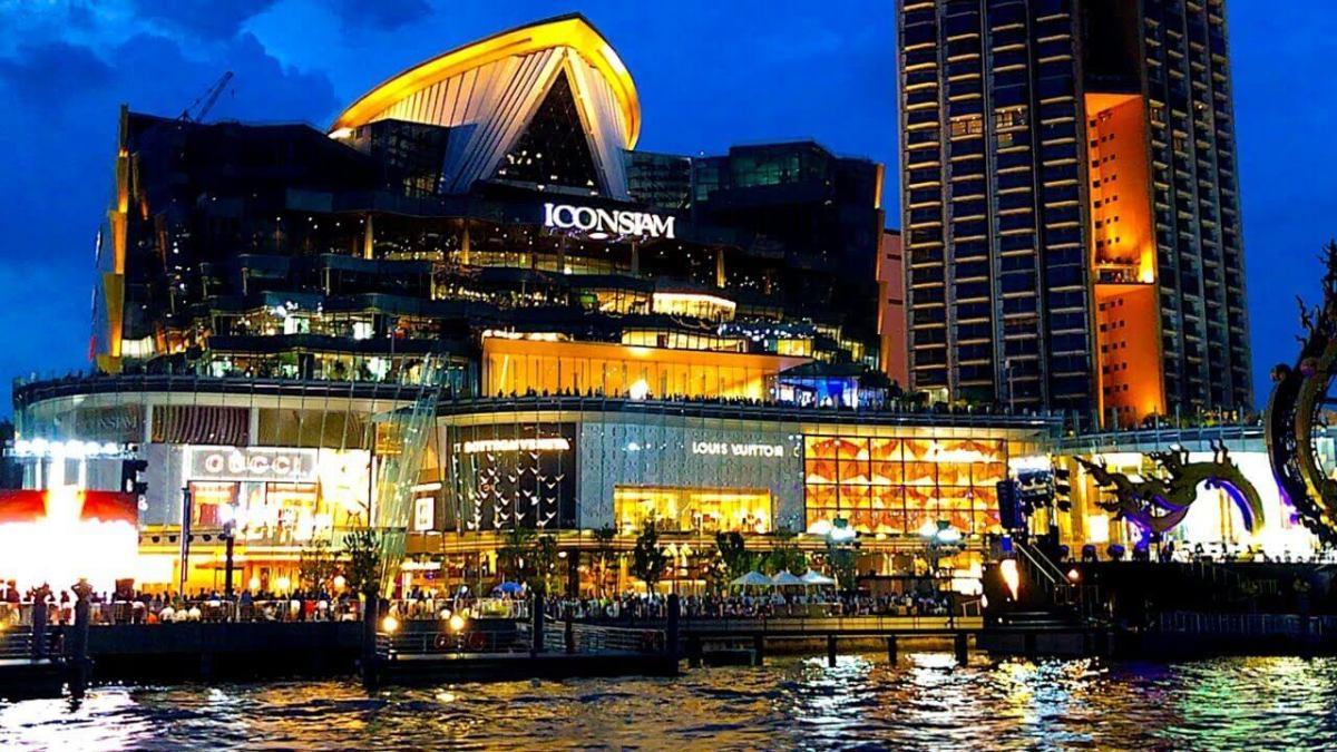 Bangkok Shopping - Icon Siam Shopping Mall