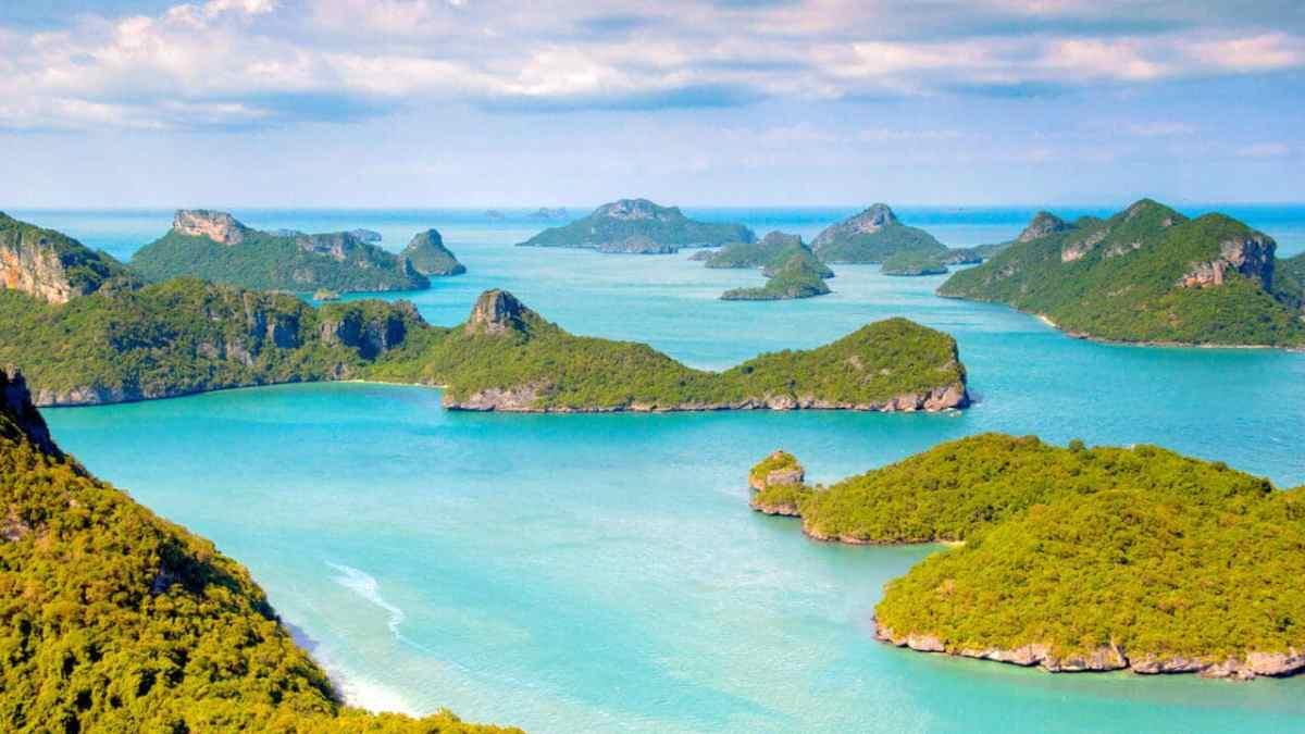 Kpoh Samui Guide - Koh Samui Island and its History
