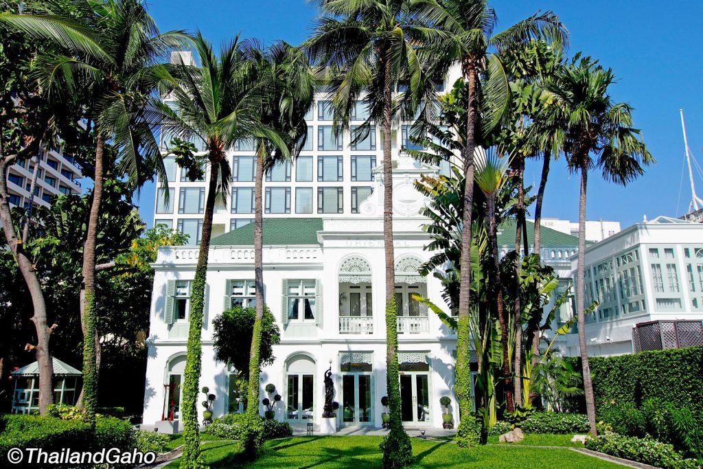 バンコク ホテル スパ ベスト