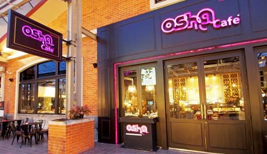 オシャ カフェ アジアティーク (Osha Cafe)