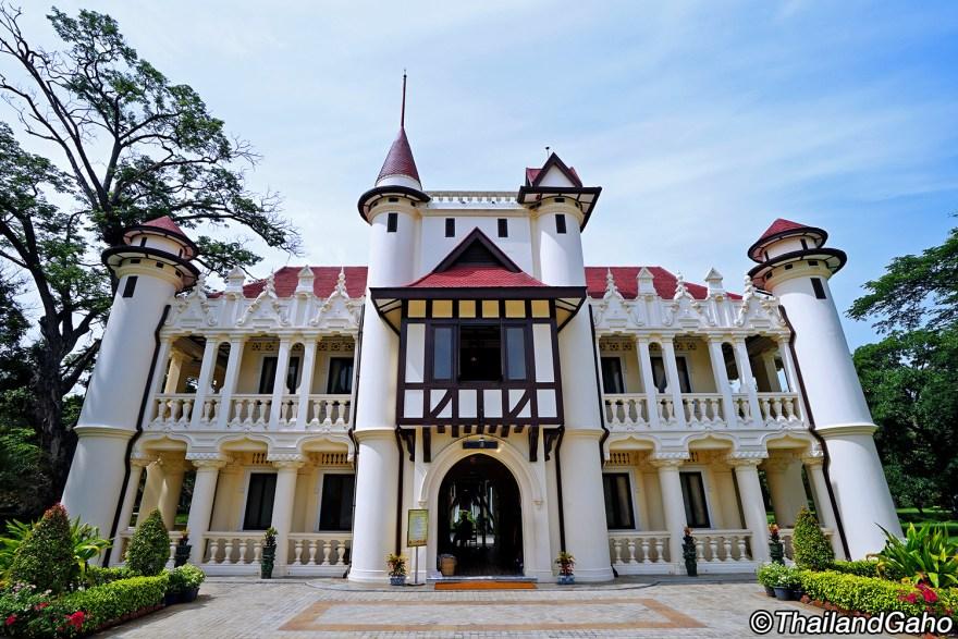 タイ シンデレラ城
