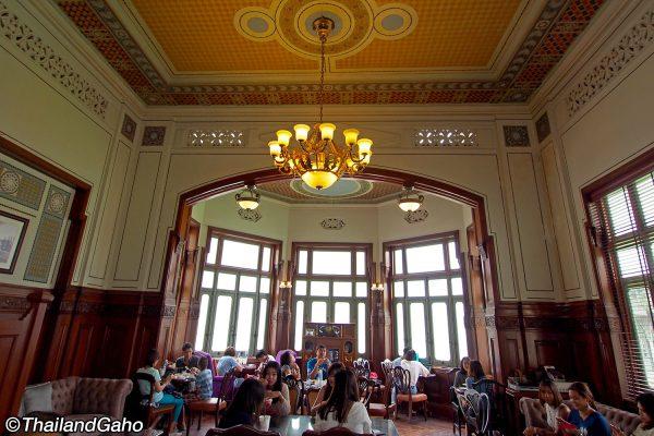 カフェドノラシン (CAFÉ DE NORASINGHA) バンコクカフェ