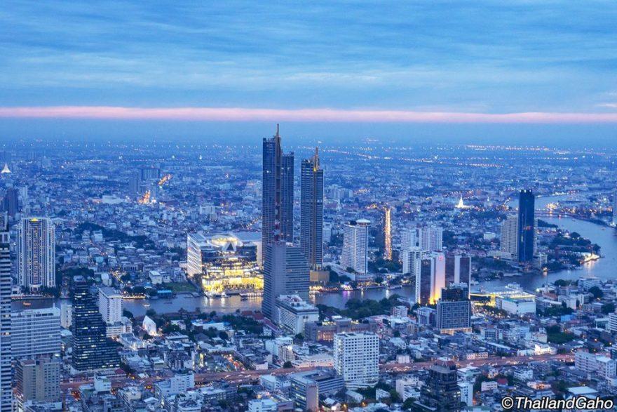 バンコク最高層ビル