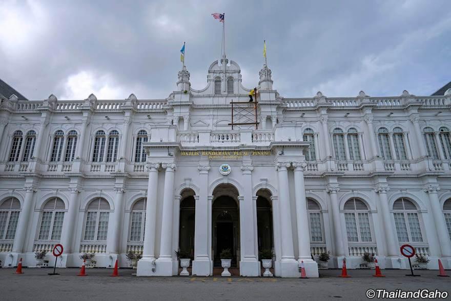 ペナン島市庁舎