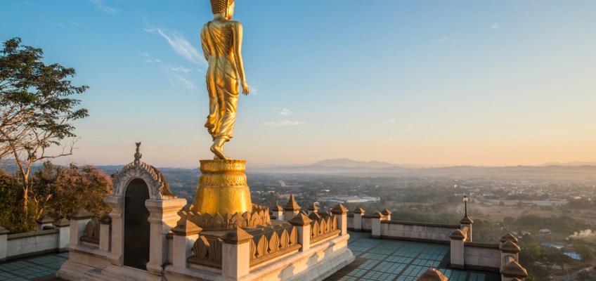 วัดพระธาตุเขาน้อย (Wat Phra That Khao Noi)