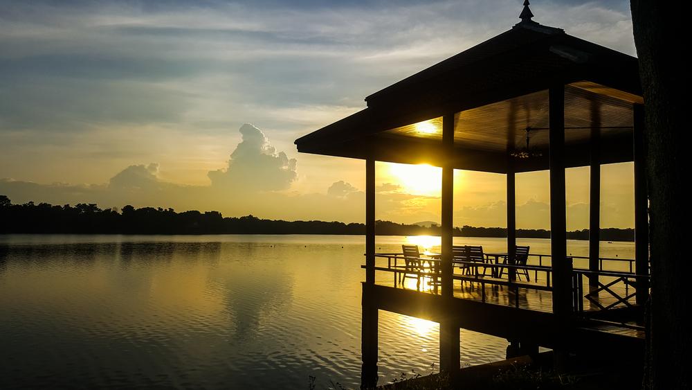 บึงสีไฟ (Bueng Si Fai), Phichit Thailand