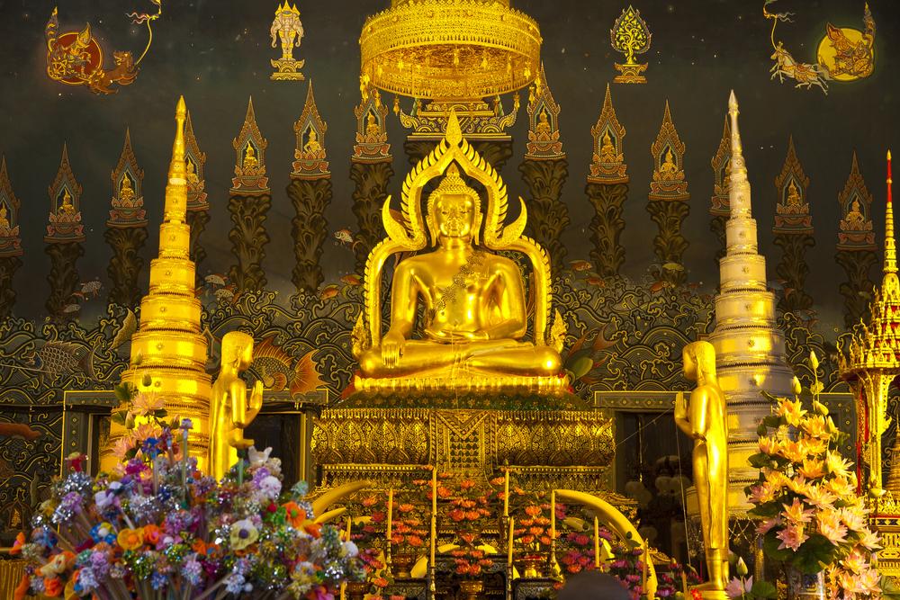 วัดท่าหลวง (Wat Tha Luang), Phichit Thailand