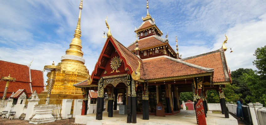 วัดปงสนุก (Wat Pong Sanuk)