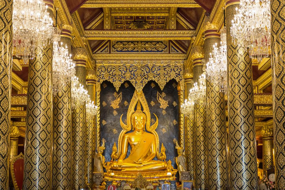 วัดพระพุทธชินราช (Wat Phra Phuttha Chinnarat)