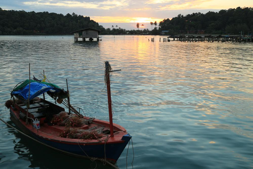 เกาะช้าง (Ko Chang) Trat Thailand