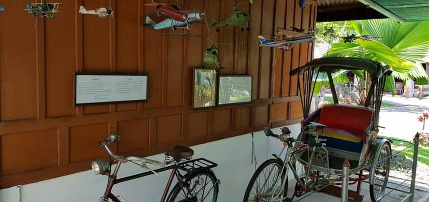 Ban Ja Tawee Folk Museum (พิพิธภัณฑบ้านจ่าทวี)