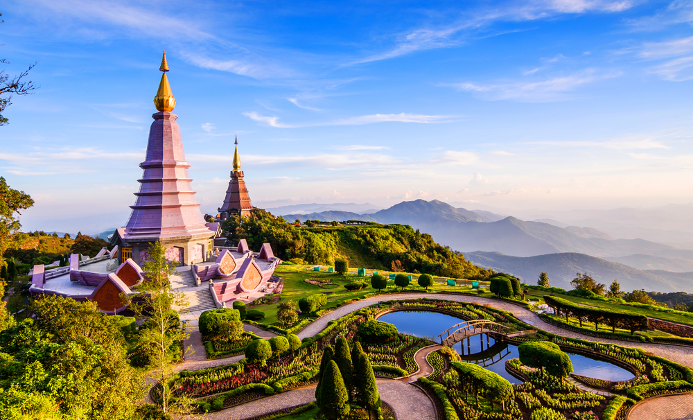 Chiang Mai – The City Where Civilization Meets Nature in Thailand