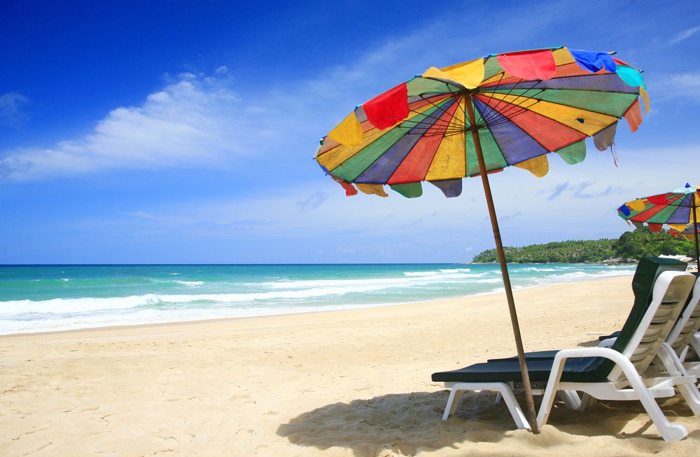 Phuket – The World's Famous Destination for Beaches, Sea, and Islands in Thailand