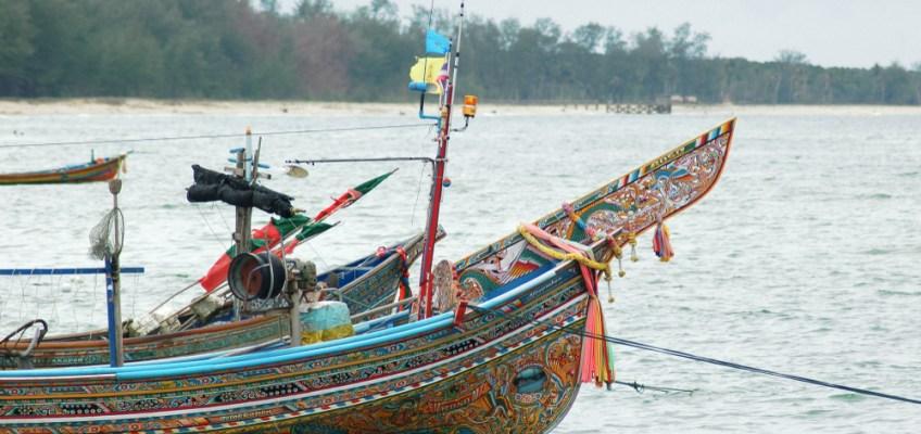 Kolae Boat (เรือกอและ)