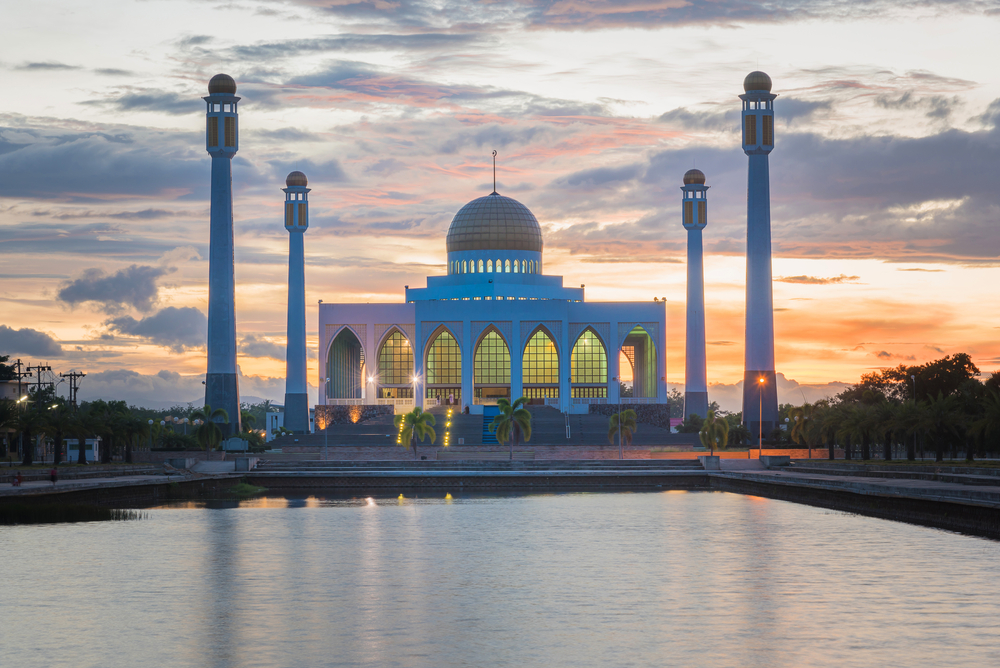 Songkhla Central Mosque (มัสยิดกลาง)