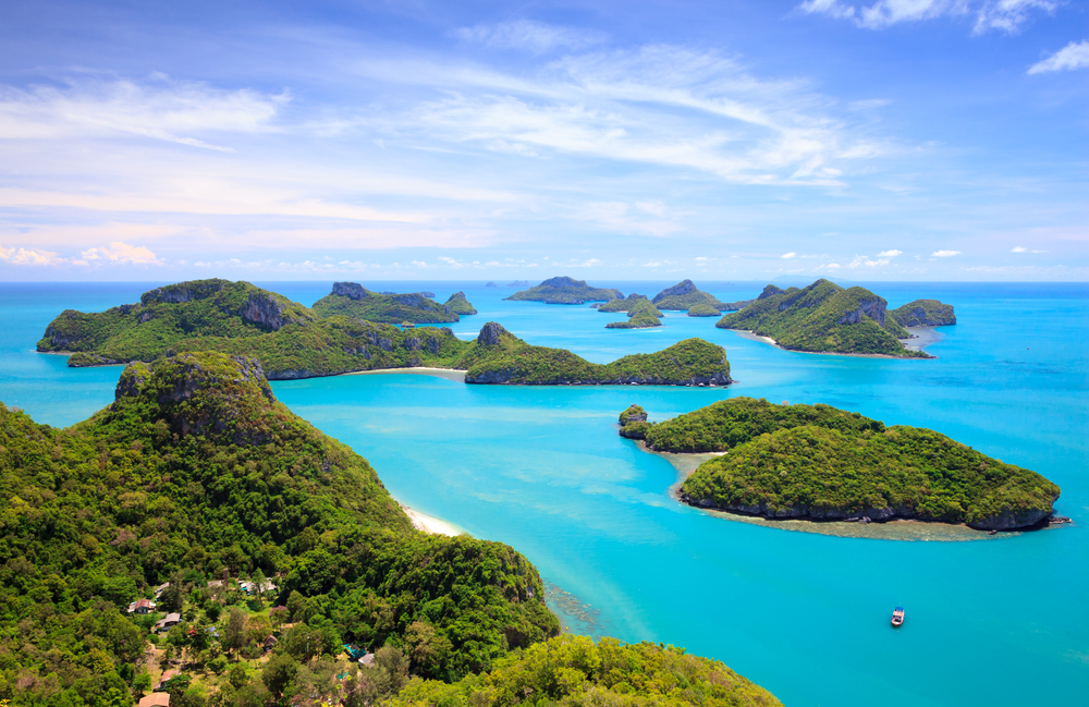 Surat Thani – The Largest Province in the Southern Region of Thailand