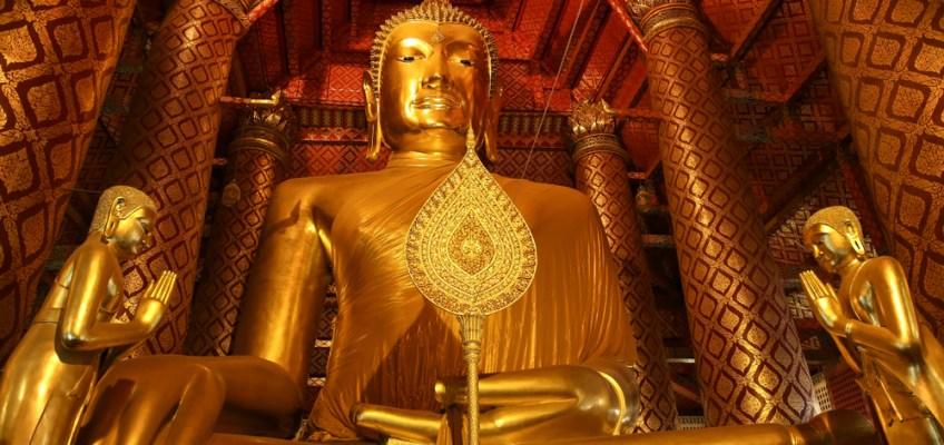 วัดพนัญเชิง (Wat Phanan Choeng)