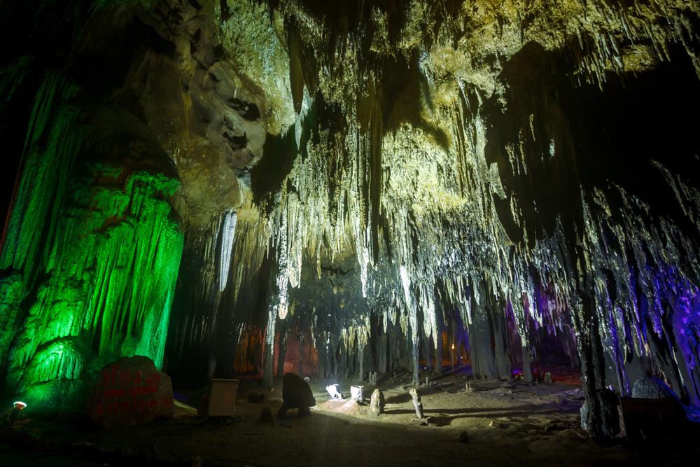 Khao Bin Cave (ถ้ำเขาบิน)