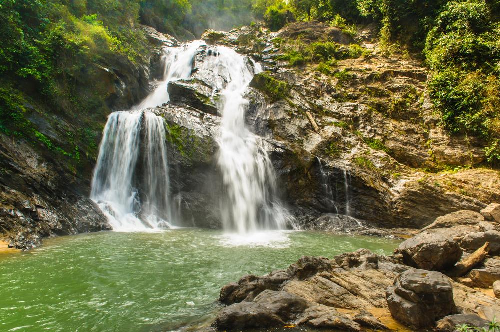 Krung Ching Waterfall (น้ำตกกรุงชิง)