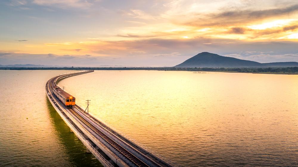 Pa Sak Cholasit Dam (เขื่อนป่าสักชลสิทธิ์)
