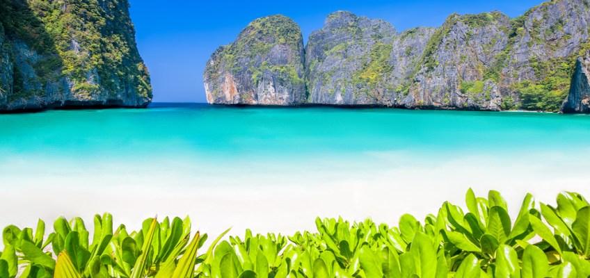 Phi Phi Islands - Maya Bay (หมู่เกาะพีพี - อ่าวมาหยา)