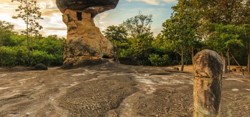 Phu Phra Bat (ภูพระบาท)