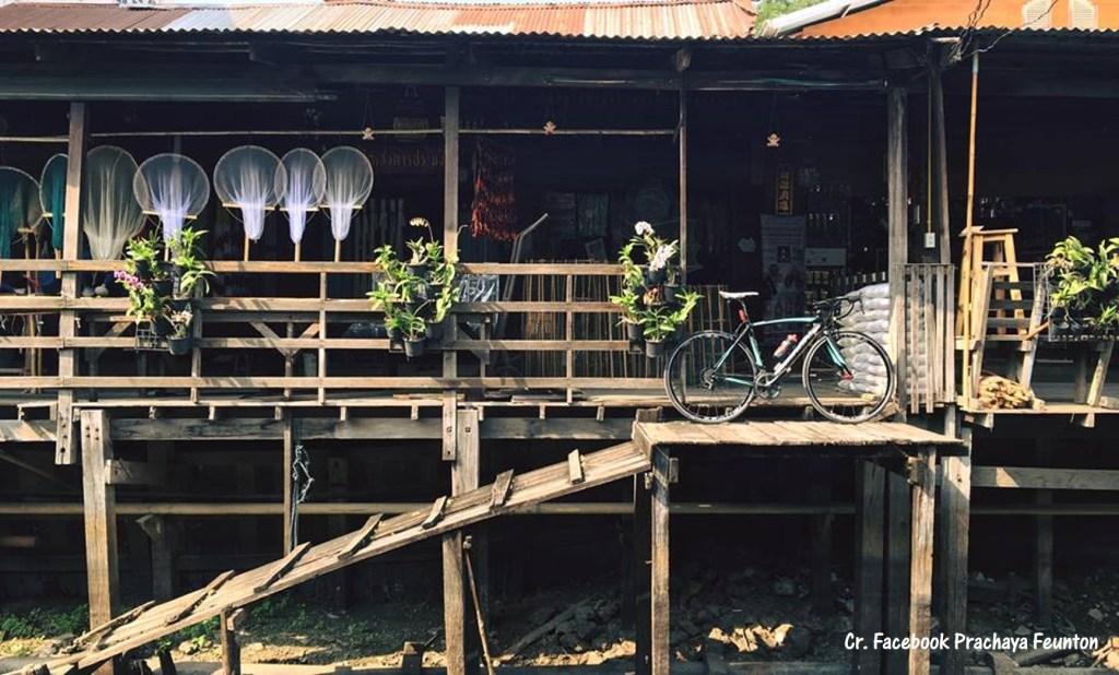 Rahaeng the 100 Years old Market (ตลาดระแหงร้อยปี)