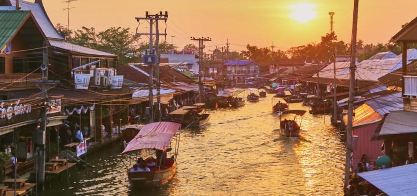Samut Songkhram Pic (รูปจังหวัดสมุทรสงคราม)
