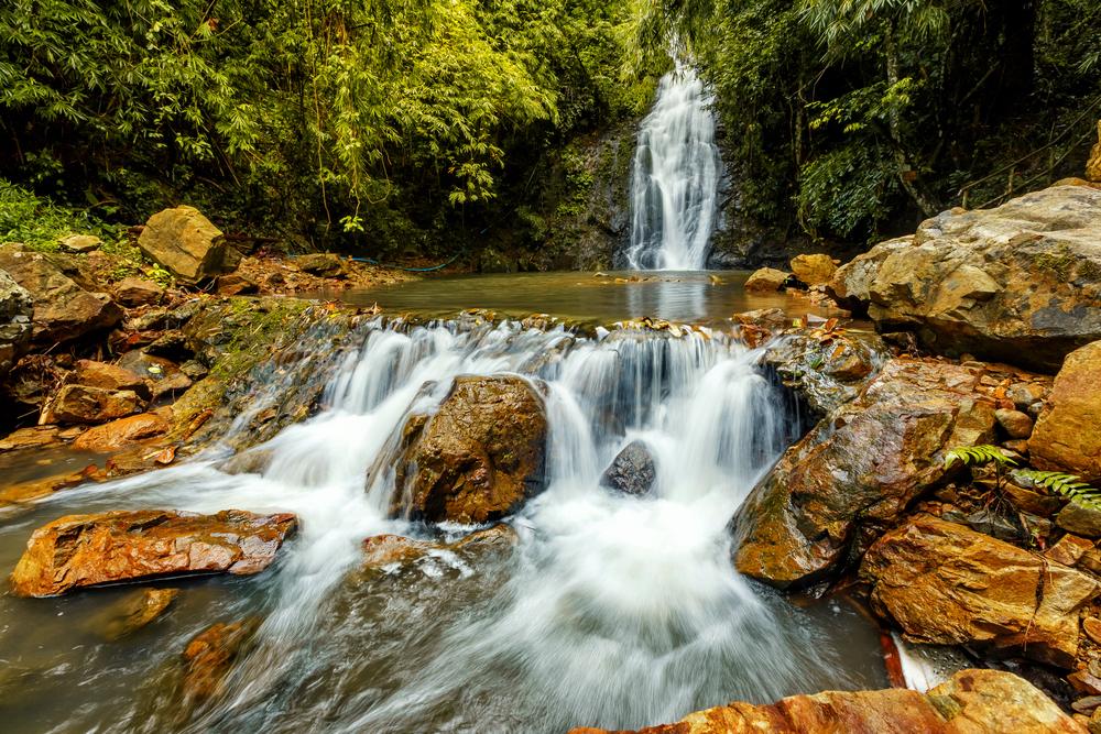 Than Thip Waterfall (น้ำตกธารทิพย์)
