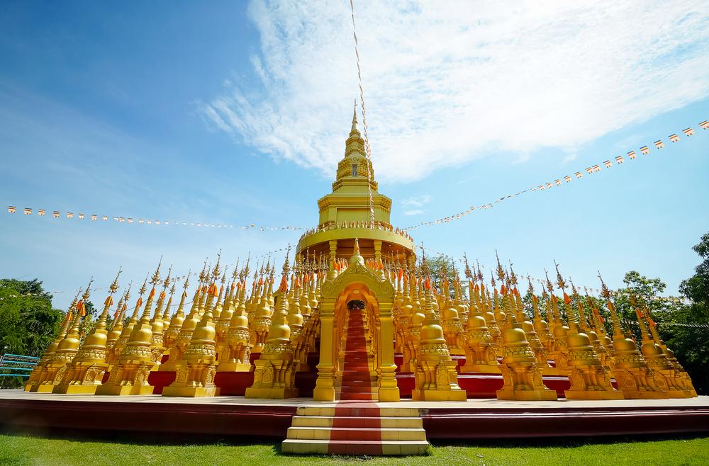 Wat Pa Sawang Boon, Saraburi, Thailand