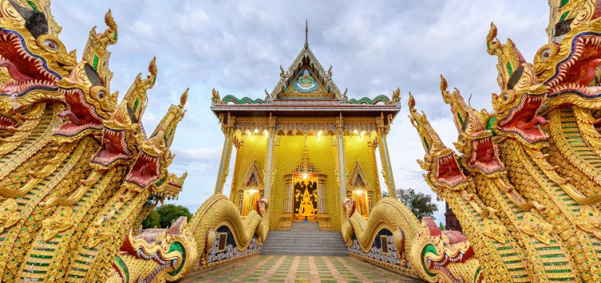 Wat Sri Bueng Boon (วัดศรีบึงบูรพ์)