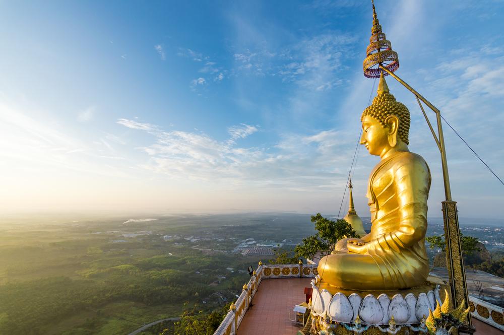 Wat Tham Suea (วัดถ้ำเสือ)