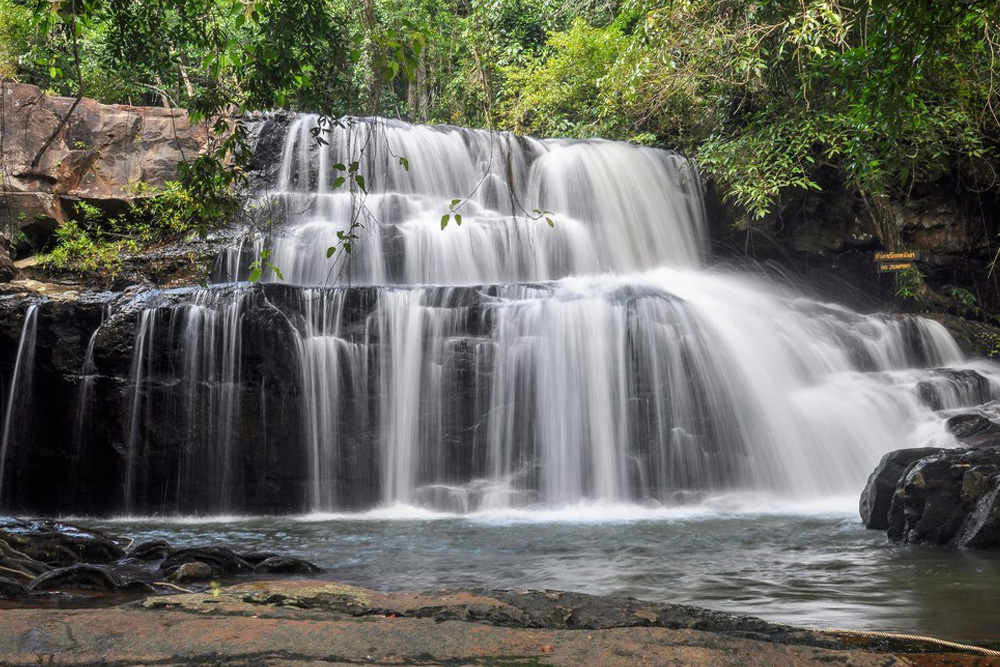 5 Places To See In Thailand In June Pangsida Waterfall