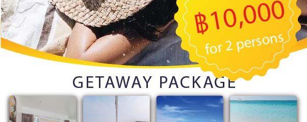 Lemon Tree Naturist Phuket is offering accommodation with executive catamaran trip