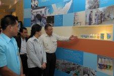 Nong Pho Dairy tour