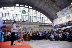 Thai Railway Project launch