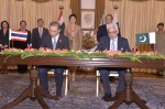 Thailand and Pakistan Agreements
