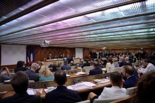 Business Forum participants
