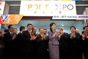 Yingluck launch
