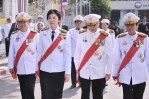 Constitution Day Yingluck and Officers