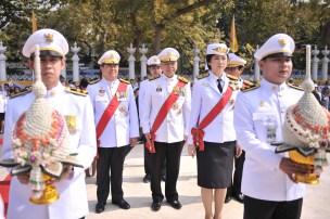 Constitution Day Yingluck Shinawatra