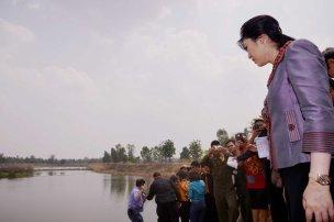 Ban Thaen Yingluck mission