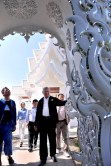 White Temple Wat Rong Khun - walkabout