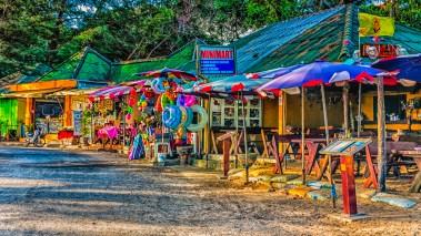 Nai Harn shops cafes